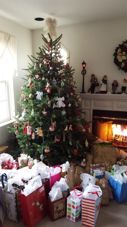 Photo 7: Sarah's Family Tree in NH