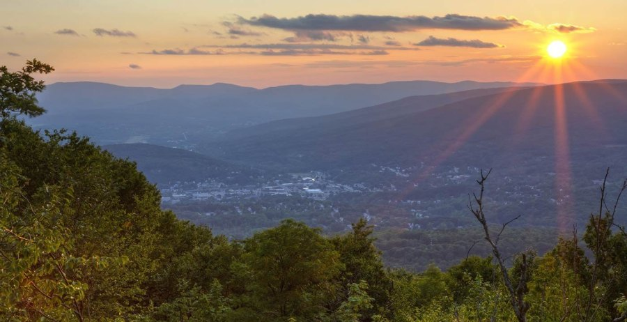 The Berkshires - Top Destinations 2018