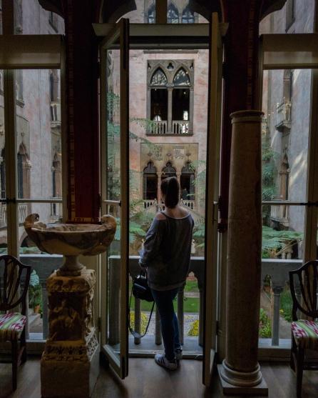 Level two - Isabella Stewart Gardner view in gallery