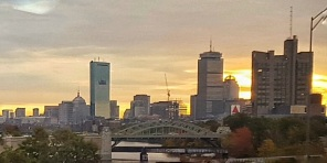 TheView from BU Bridge - Boston Hidden Gems