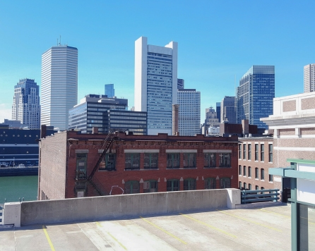Parking Garages - Boston Hidden Gems