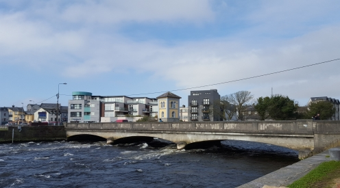 River Corrib - Galway, Ireland - Beginners Guide to Galway