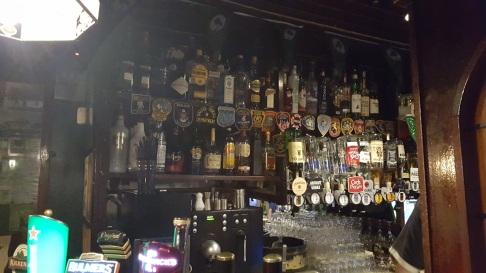 Inside Taffees - Galway, Galway County Ireland