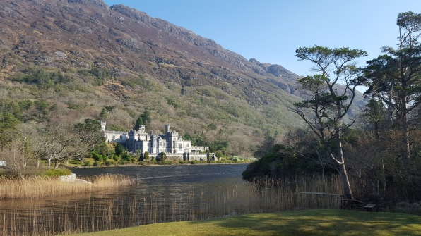 Kylemore Abbey - Galway County, Ireland