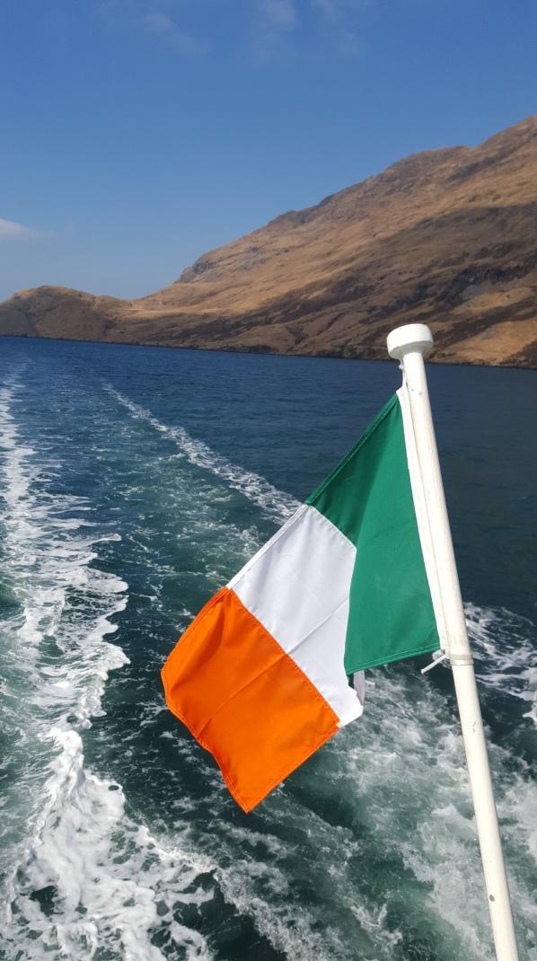 Killary Fjords - Galway County and County Mayo, Ireland
