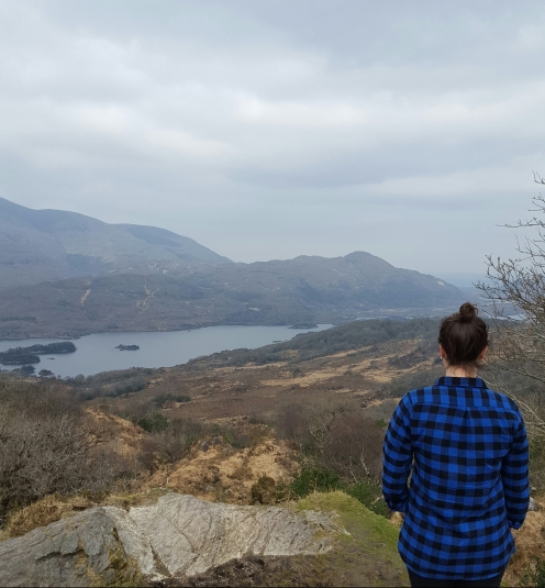Ladies View, Killarney National park - County Kerry