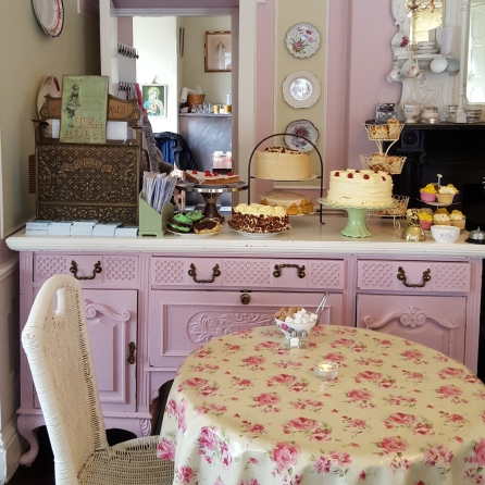 Tea Room, Killarney - County Kerry Ireland