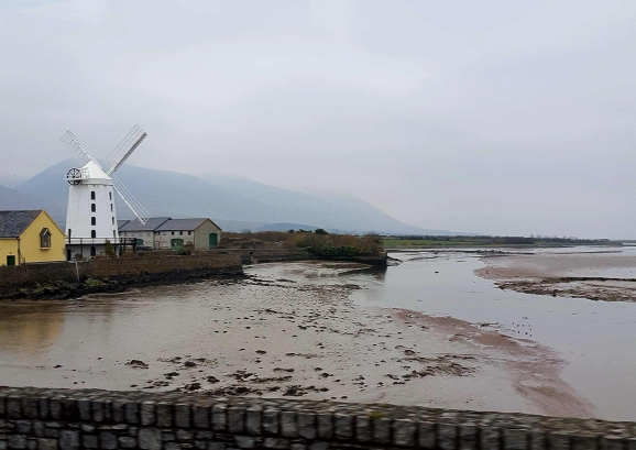 Tralee, Windmill, Ring of Kerry - County Kerry Ireland
