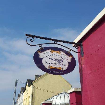 The Boat Yard, Dingle - County Kerry Ireland