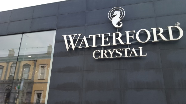 Waterford Crystal - Eastern Ireland Ancient East