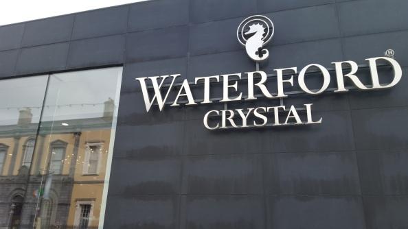 Waterford Crystal - Eastern Ireland Ancient East