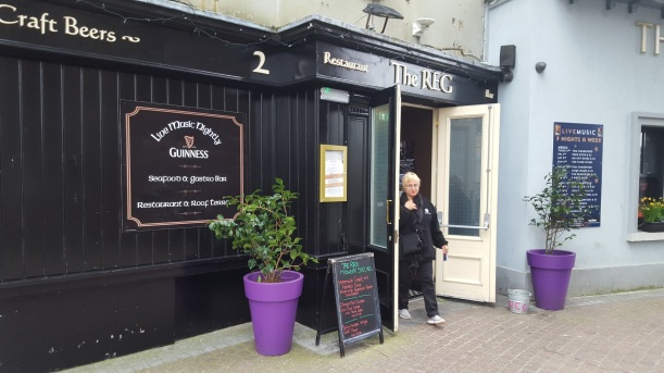 The Reg Bar in Waterford - Eastern Ireland Ancient East