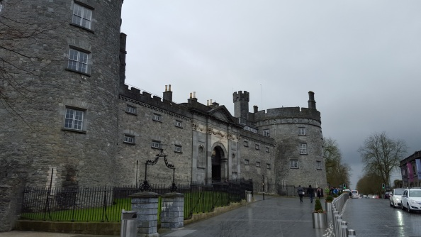 Kilkenny Castle - Eastern Ireland Ancient East