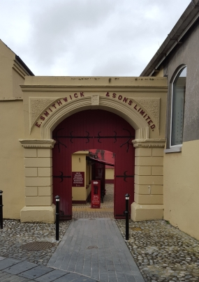 Smithwicks Archway in Kilkenny - Eastern Ireland Ancient East