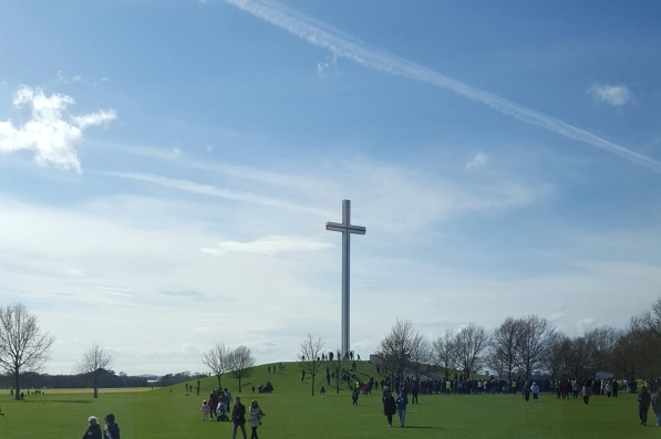 Eastern Ireland - Phoenix Park in Dublin