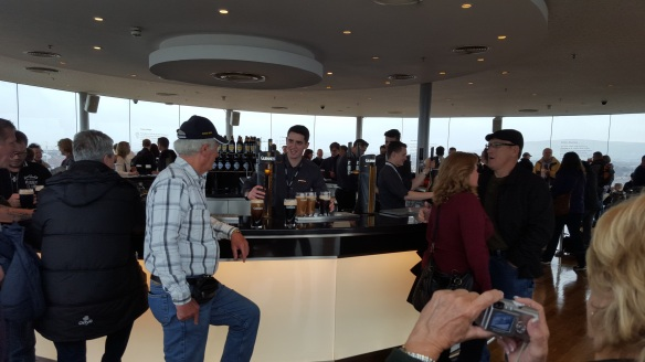 Dublin Gravity Bar at Guinness - Eastern Ireland Ancient East