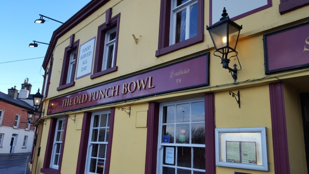Dublin's The Old Punch Bowl - Eastern Ireland Ancient East
