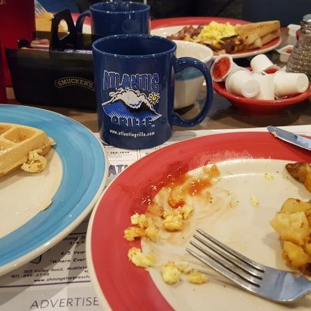 Atlantic Grille - Middletown, RI Breakfast