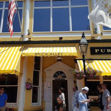 Brick Alley Pub - Newport, RI Pub