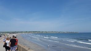 Easton Beach - Newport, RI - Cliff Walk