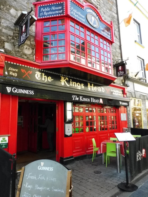The Kings Head - Galway, Galway County Ireland