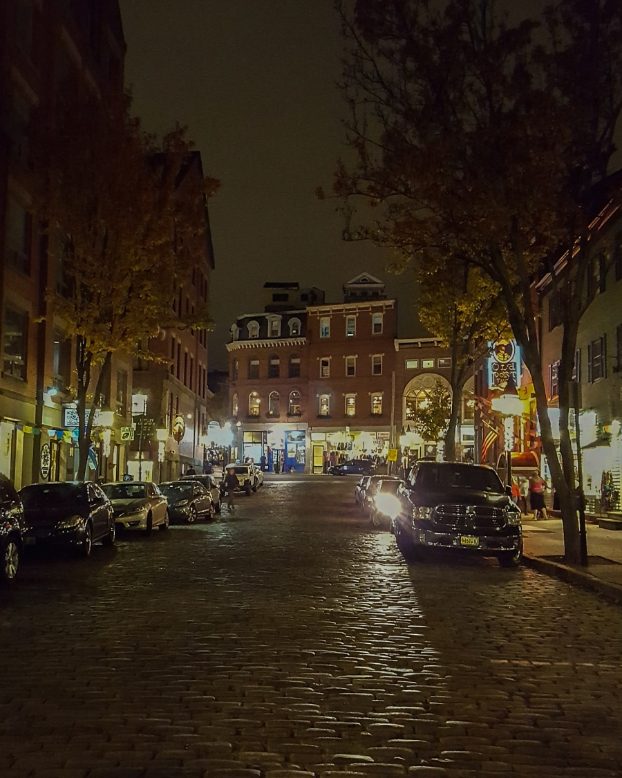 24 hours in Portland, Maine - Downtown Portland