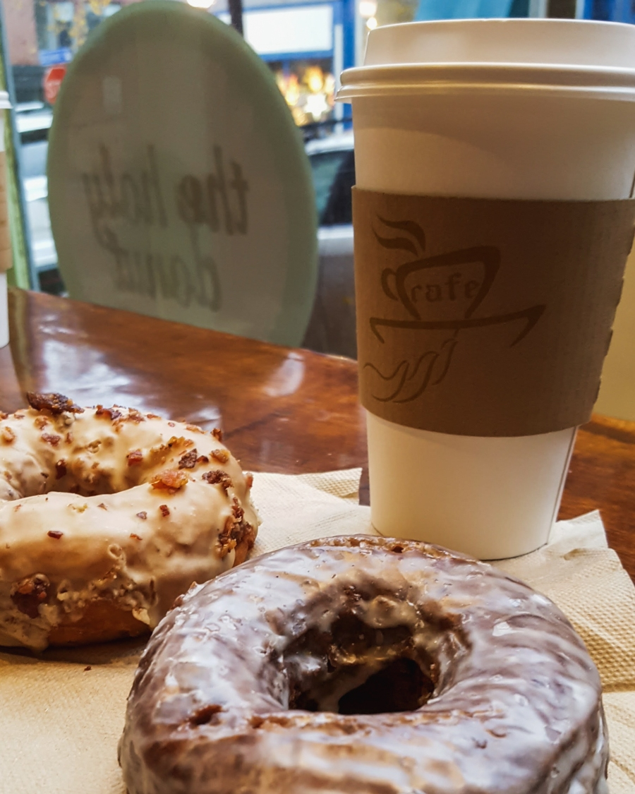 24 hours in Portland, Maine - The Holy Donut