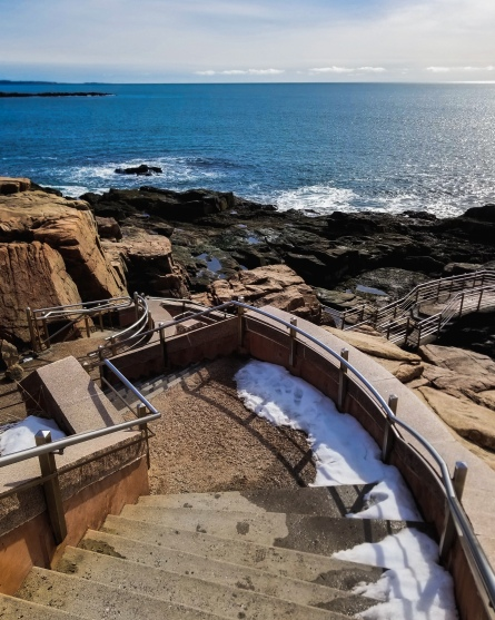 Thunder Hole - Acadia, Maine