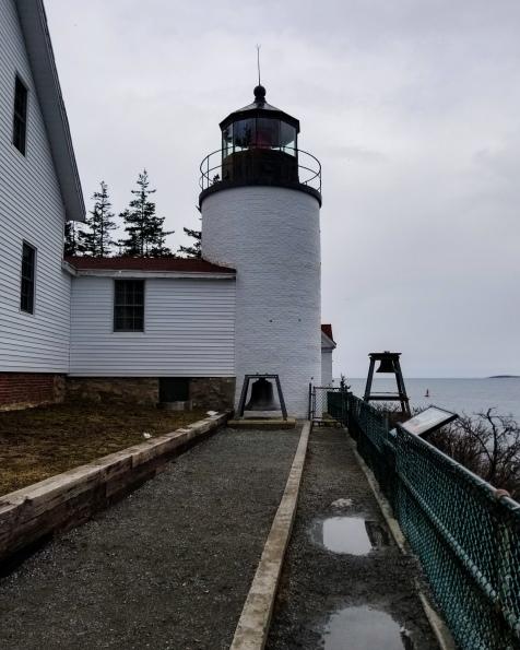 Bass Harbor Head Lighthouse - Acadia National Park, Maine