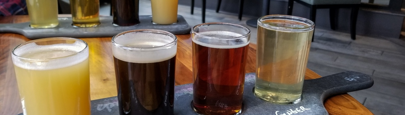 Date Idea - Date Night at Brewers Tap & Tavern on Moody Street in Waltham