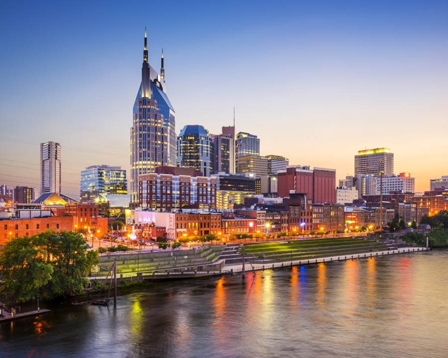 Destinations we're looking forward to visiting this summer - Nashville, TN