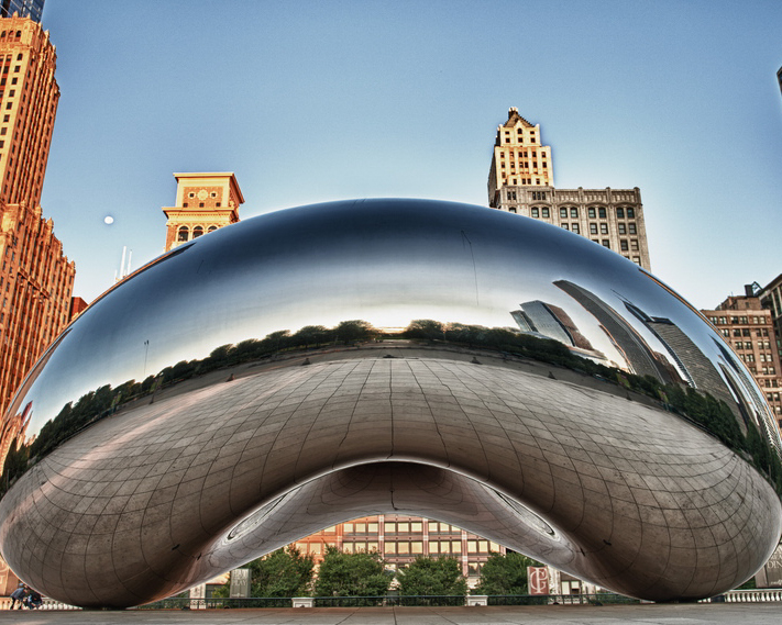 Destinations we're looking forward to visiting this summer - Chicago, IL