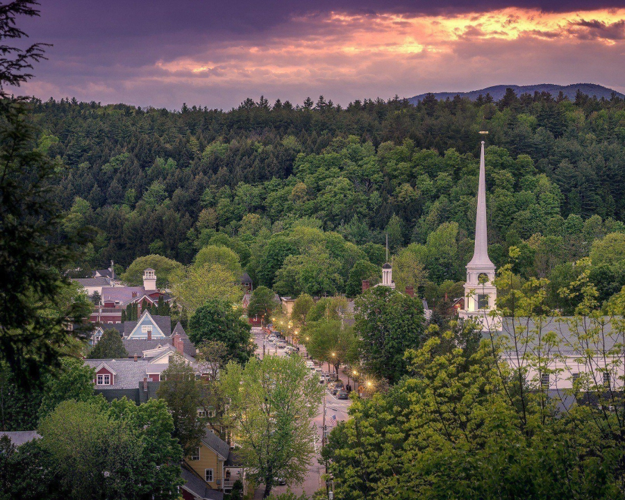 Destinations we're looking forward to visiting this summer - Stowe, VT