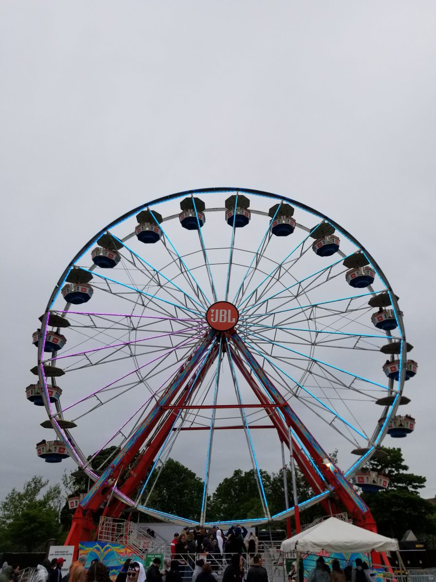 Boston Calling - The Ferris Wheel