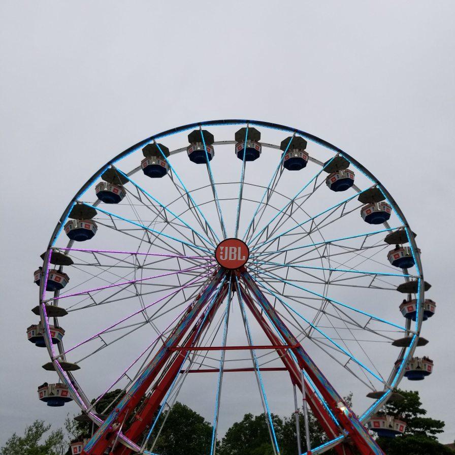 Boston Calling - The Ferris Wheel