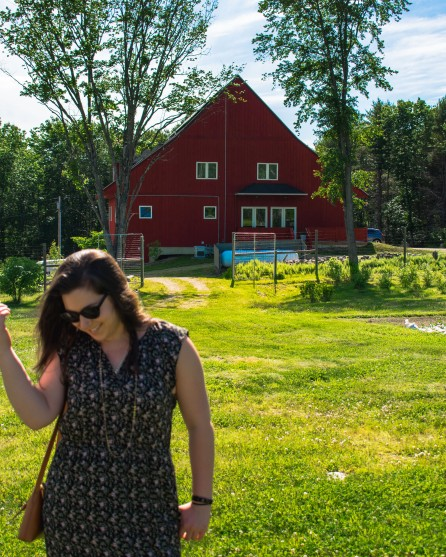 Red Barn at the Fields - The Farmers Dinner Generation Farm