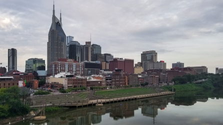 13 Not-to-Miss Experiences in Nashville, Tennessee - Nashville skyline