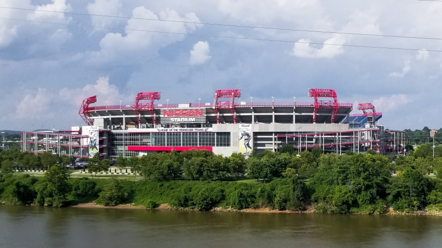 13 Not-to-Miss Experiences in Nashville, Tennessee - Nissan Stadium from the george jones