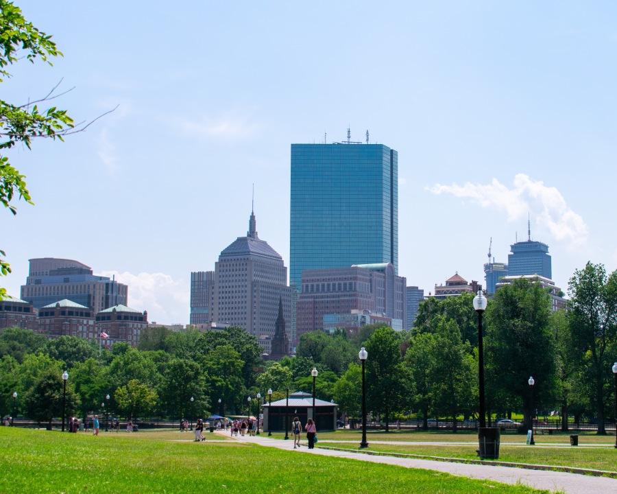 Seven Photos to Inspire You to Visit Boston in Summer