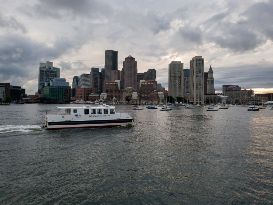 Boston Harbor - 5 Things Acting Like a Tourist in Your Own City Can Teach You