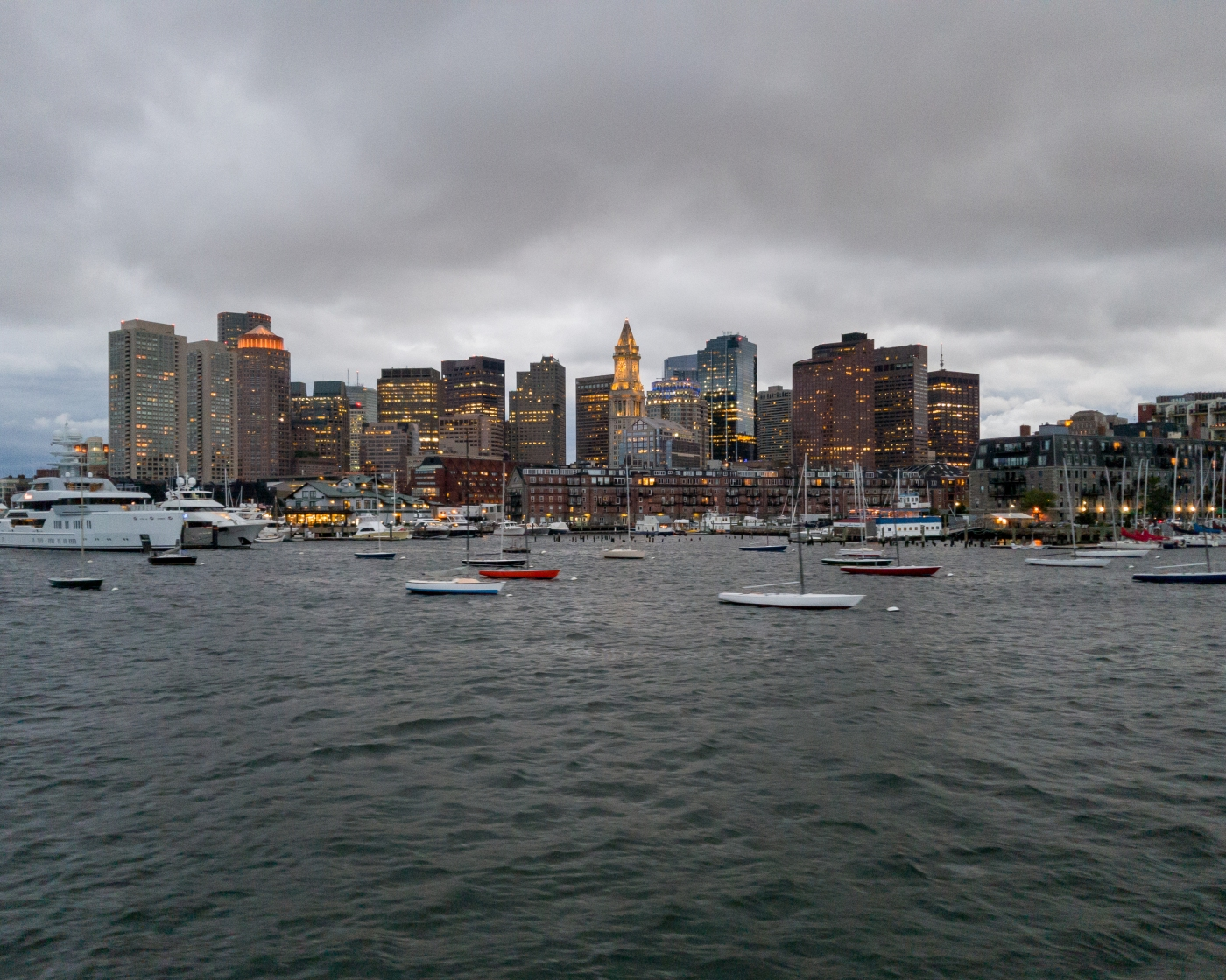 Boston Harbor - Date Ideas, 5 Things Acting Like a Tourist in Your Own City Can Teach You