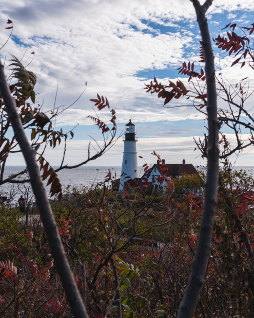 Day Date - Portland, Maine Portland Head Light