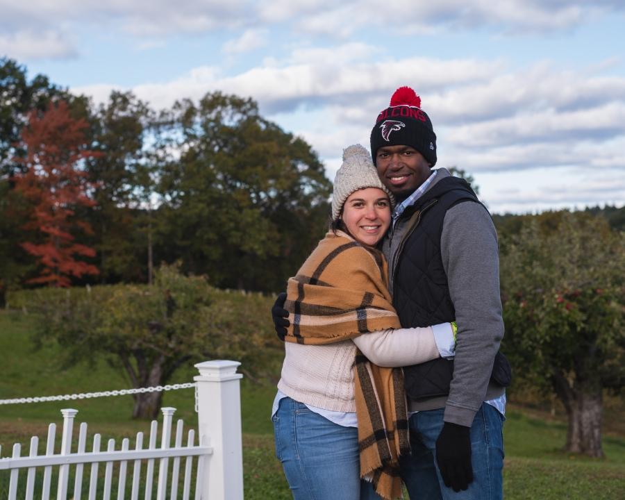 Snapshots of our Weekend, Savoring October