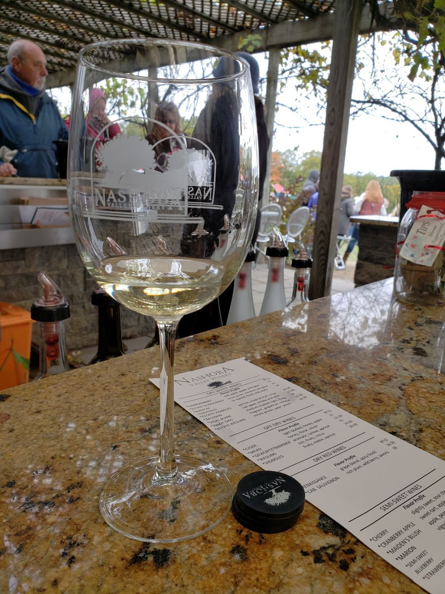 Nashoba Valley Winery - Bolton, MA
