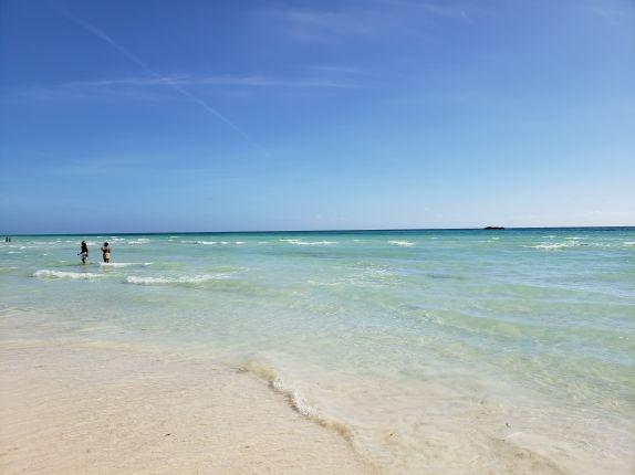 Lucaya National Park Grand Bahama Bahamas Gold Rock Beach