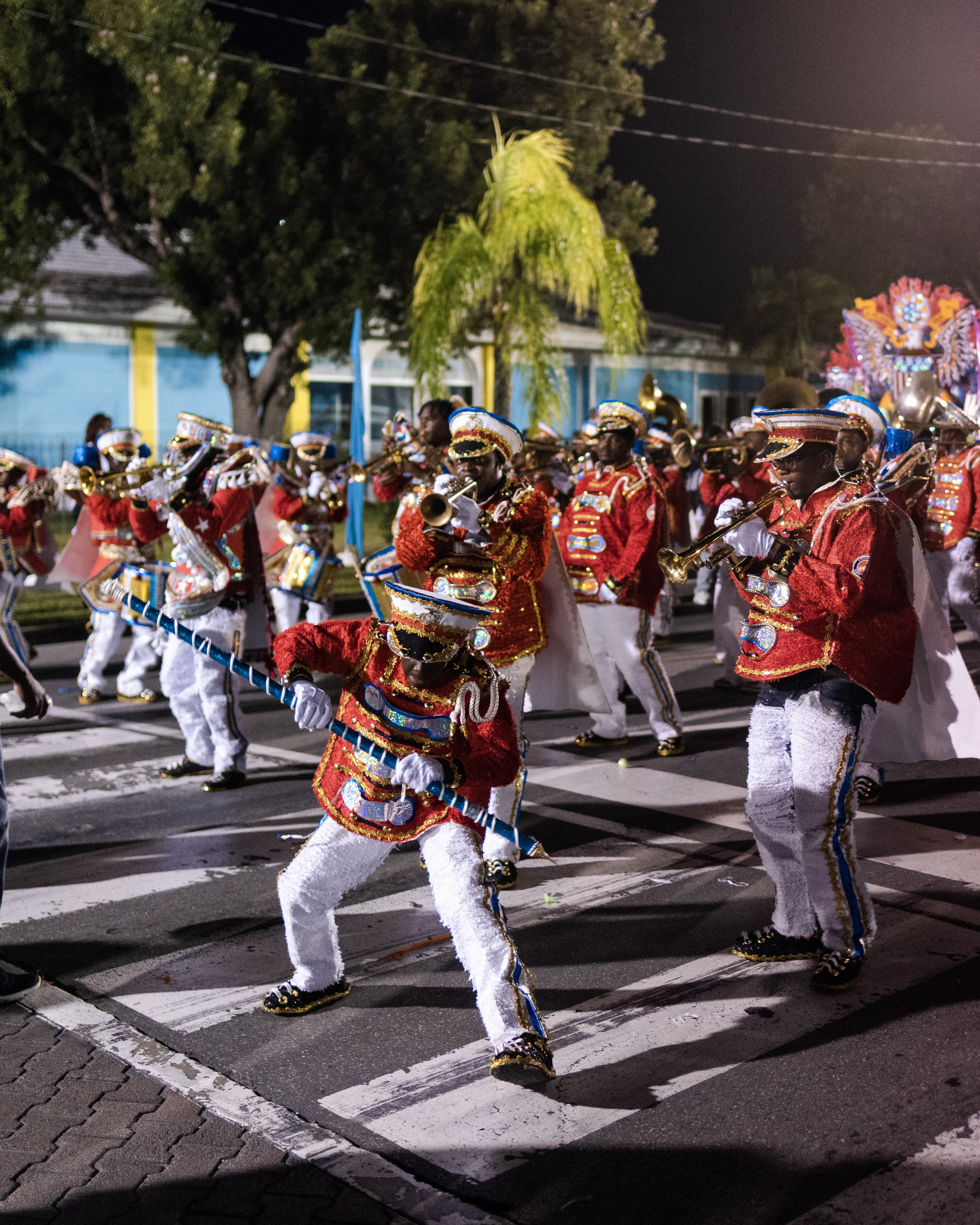 Junkanoo Freeport Grand Bahama Bahamas