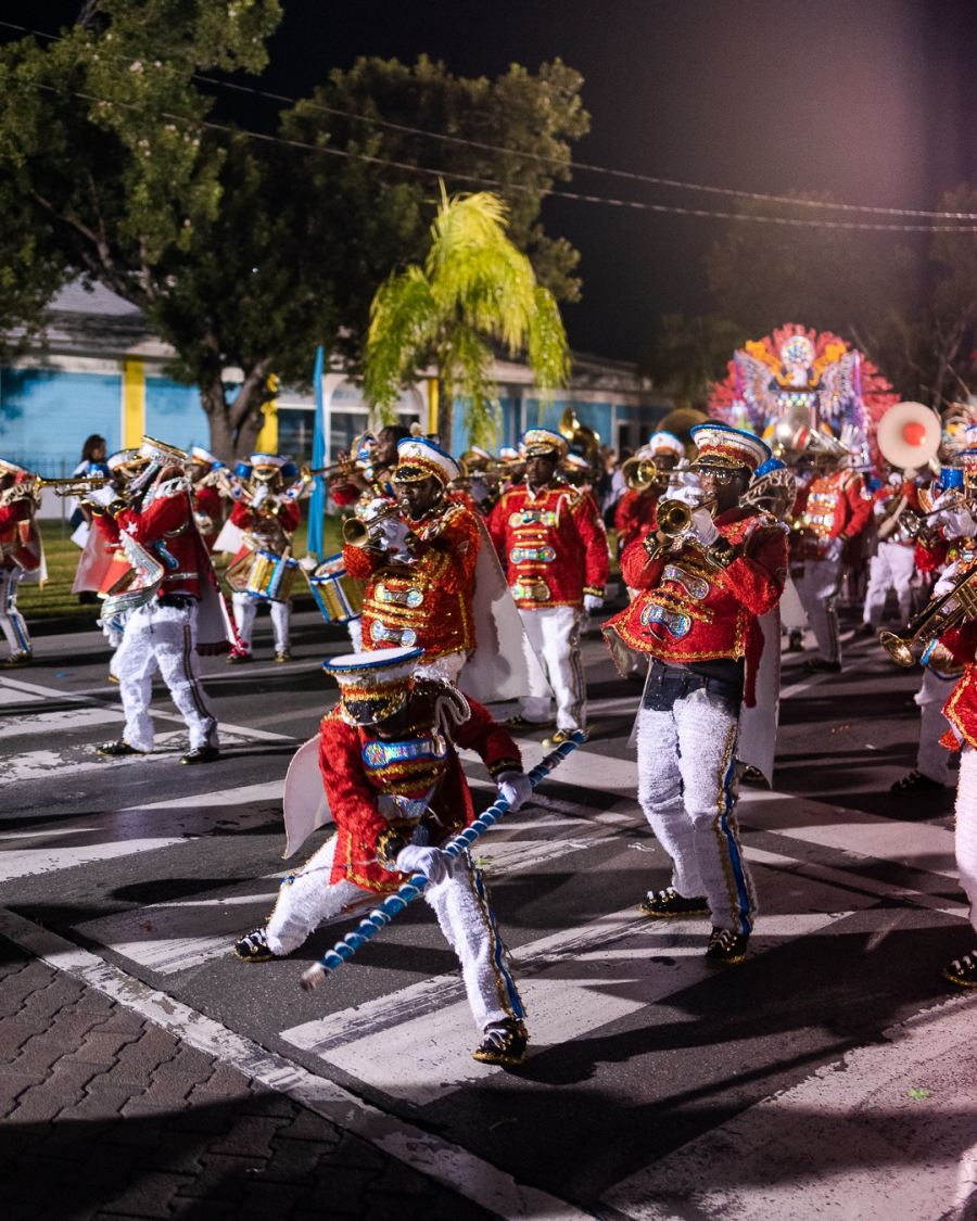 Junkanoo Freeport Grand Bahama, The Bahamas