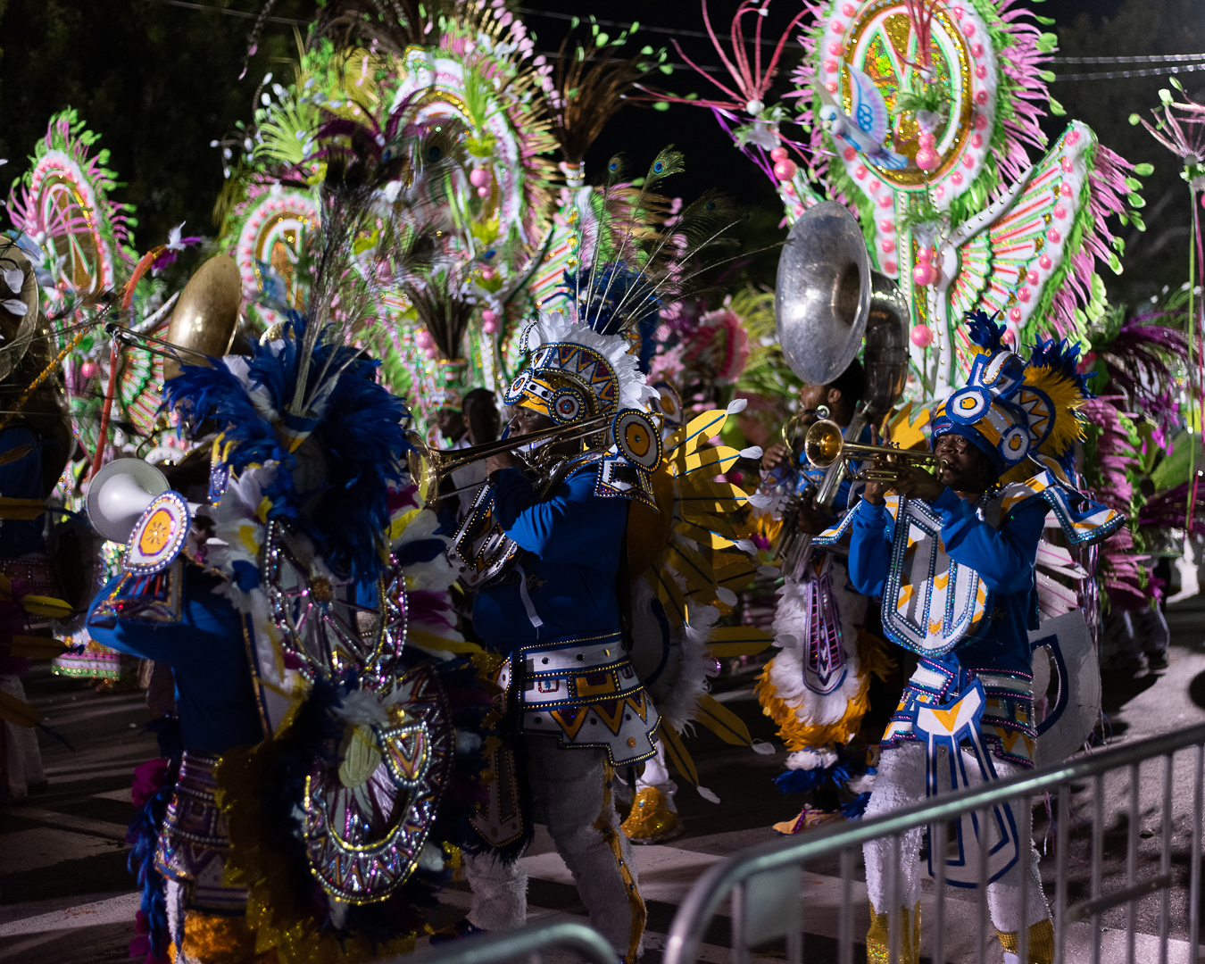 Junkanoo Horns Freeport Grand Bahama, The Bahamas