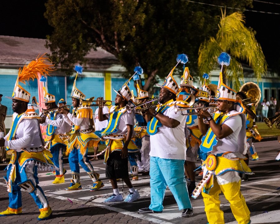 Junkanoo Horns Freeport Grand Bahama, The Bahamas