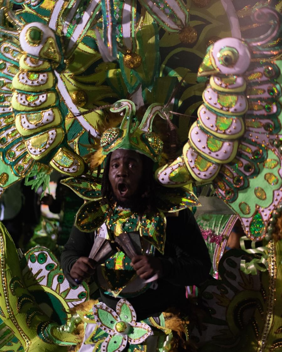 Junkanoo Cowbell Freeport Grand Bahama, The Bahamas